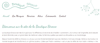 Boutique Sirocco Morges